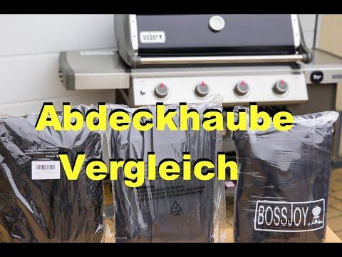 Alternative Abdeckhaube verglich für Weber Genesis II E-410/ Grill Zubehör/Genesis2/ Folge 2