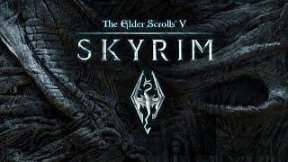 Прохождение Skyrim с модом наруто часть 1