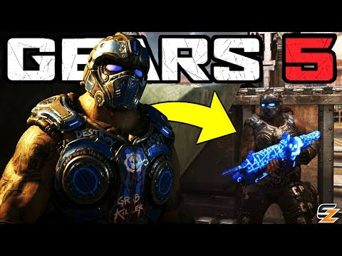 GEARS 5 Characters - NEW Operation 3 Multiplayer Characters Teased!