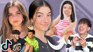 TIKTOKER BABIES feat. Addison Rae, Charli D'amelio, Bryce Hall, Noah Beck + More!