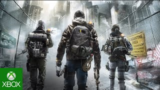 Tom Clancy's The Division – zwiastun