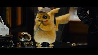 POKÉMON Dedektif Pikachu / POKÉMON Detective Pikachu 2.Fragman