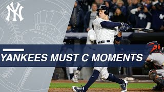 Check out the Yankees 2017 Must C plays - Video Youtube