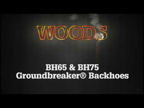 2018 Woods BH75 in Hazlehurst, Georgia