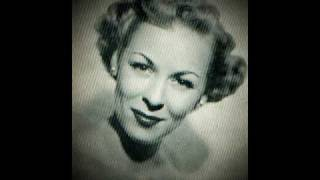 A LITTLE BIRD TOLD ME ~ Evelyn Knight & The Stardusters  (1948)