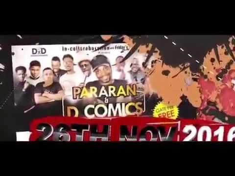 Video: PARARAN & D'COMICS Comedy show TVC