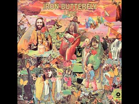 Iron Butterfly - Iron Butterfly Live  2016  ( Audiophile Friday Music Limitált Kiadás )   ÚJ! - 10000 Ft - (meghosszabbítva: 2901543656) Kép