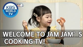 Welcome to Jam Jam's cooking TV! [The Return of Superman/2019.07.14]