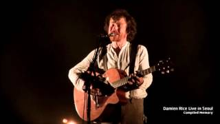 Damien Rice - My Favourite Faded Fantasy (Live in Seoul 2015)