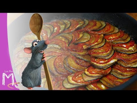 Hoy Preparamos La Receta De La Película Ratatouille