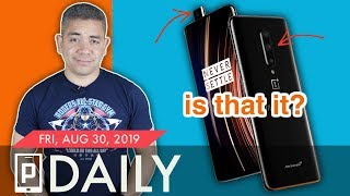 OnePlus 7T Pro LEAKED: Minor Upgrade?