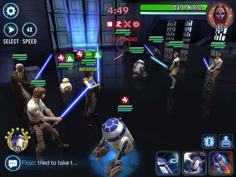 End of GK Zeta Barriss  — Star Wars Galaxy of Heroes Forums