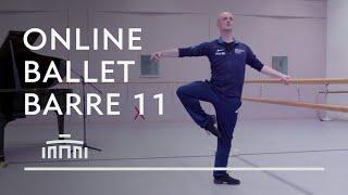 Ballet Barre 11 (Online Ballet Class) - Dutch National Ballet