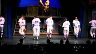 """Shawn Forster as Rocky in Damn Yankees - """"Shoeless Joe from Hannibal M.O."""""""