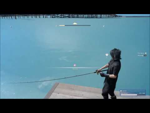 Krotovina per pesca