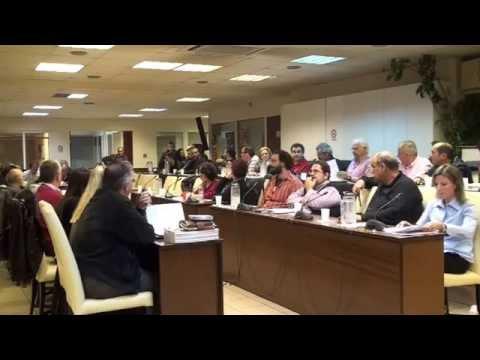 Δημοτικό συμβούλιο 21-11-14 Οικόπεδο στη Νεράιδα