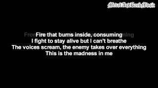 Skillet - Madness In Me | Lyrics on screen | High Quality Mp3