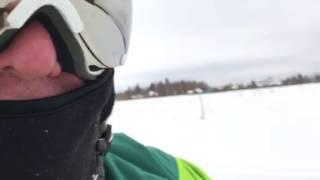 Открытие лыжного сезона в Мамошино.com II