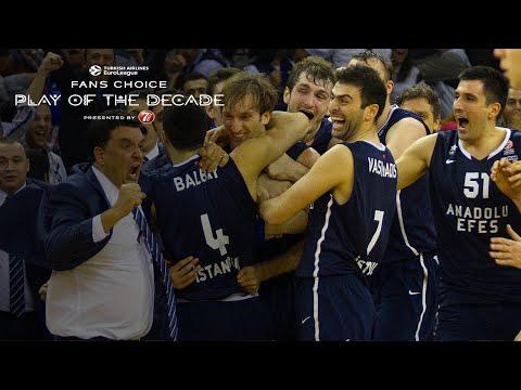 Round 9 winner, Fans Choice Play of the Decade: Zoran Planinic