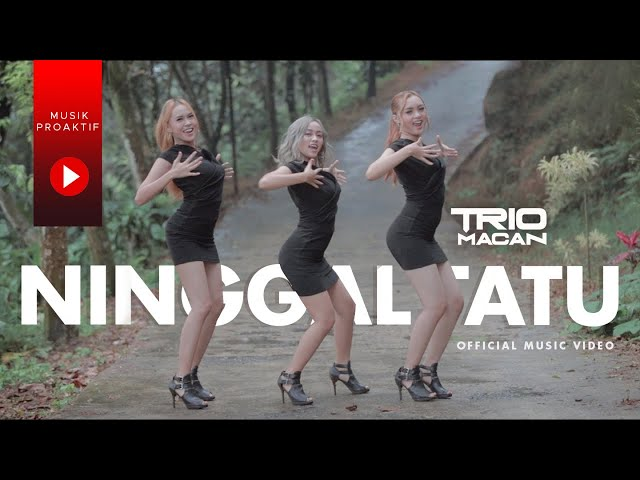 Trio Macan - Ninggal Tatu (Official Music Video)