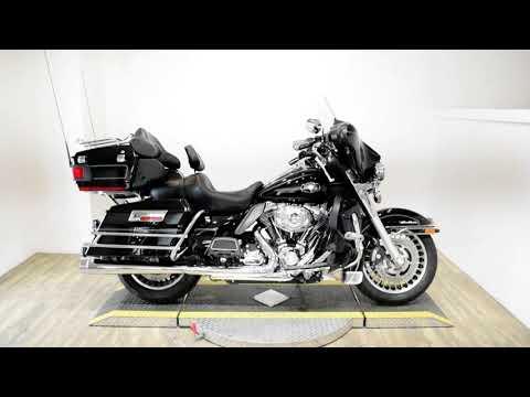 2009 Harley-Davidson Ultra Classic® Electra Glide® in Wauconda, Illinois - Video 1