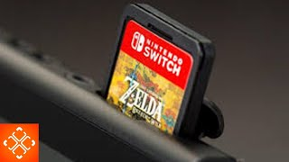 The Sad Truth About Nintendo Switch Cartridges