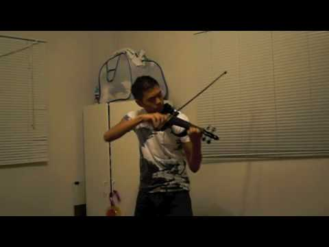 Onerepublic - Secrets (violin cover)