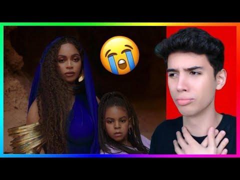 BEYONCÉ - Spirit Music Video Reaction (WOW) - iCrazy Ja