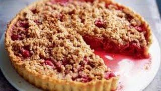 Рецепт английского десерта с яблоками и сливой. Готовим класический крамбл