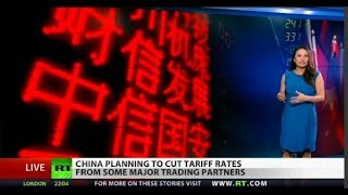 Leverage: China Selling American Debt Amid Tariff Tit-For-Tat