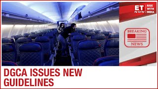 DGCA issues additional safety measures, middle seats to be left vacant in all flights - Download this Video in MP3, M4A, WEBM, MP4, 3GP