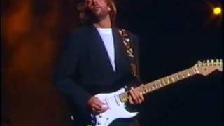 Eric Clapton   I Shot The Sheriff, ARG, Oct 5, 1990