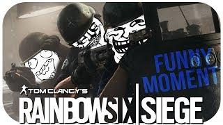 Rainbow Six Siege - Random/Funny moments #2