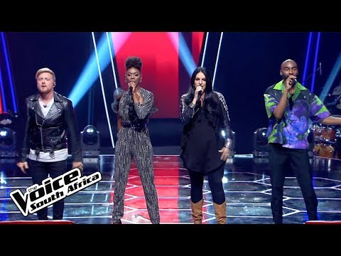 The Coaches ignite the 'Hall Of Fame' | The Voice SA: Season 3 | M-Net