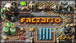 NEW - FACTORIO 1.0 Release - THE FACTORY MUST GROW - First Time Playing - Multiplayer Gameplay