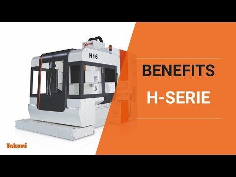 Takumi - Die Benefits der H-Serie
