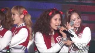 [Fancam] 100203 SNSD - Ending Gee(Encore)@19th Seoul Music Award