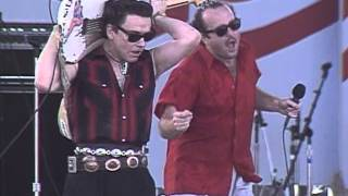 The Fabulous Thunderbirds- The Crawl (Live at Farm Aid 1986)