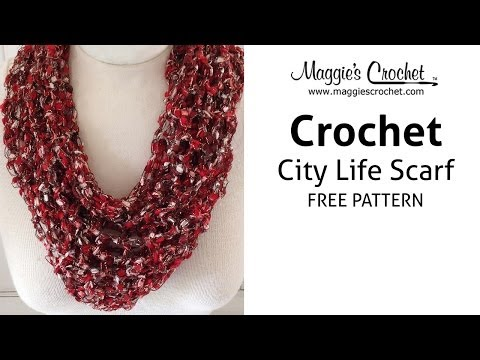 Download City Life Scarf For Mother S Day Right Handed