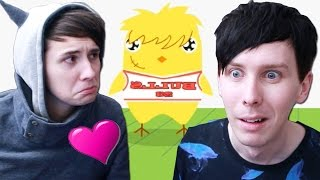 Dan and Phil play CAN YOUR PET?