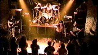 Fear Factory - Escape Confusion & Depeche Mode bits (Live @ Houston 1993)