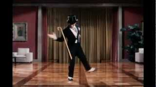 Fred Astaire Dancing To Michael Jacksons Smooth Criminal.