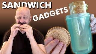 Testing Four Sandwich Gadgets!