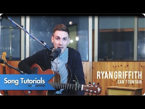 You Were You Are (Can't Contain) - Youtube Tutorial Video