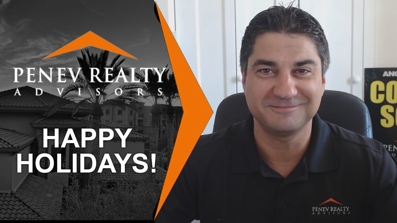 A Holiday Message of Thanks From Penev Realty