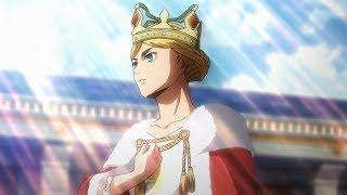 Historia Is Queen | Attack On Titan Season 3 Episode 10 |