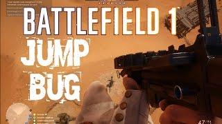 Awesome Battlefield 1 Jump Bug   Glitch
