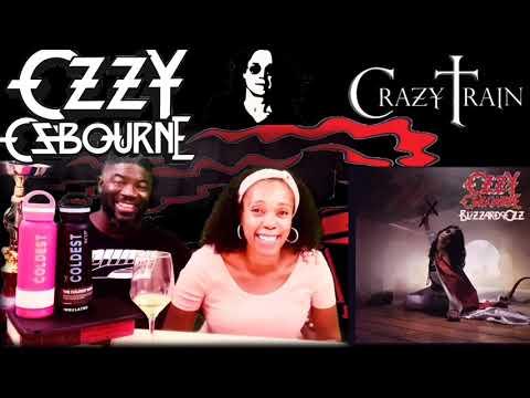 OZZY OSBOURNE  – CRAZY TRAIN | REACTION