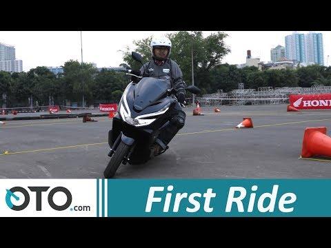 Honda PCX Hybrid | First Ride | Ngacir! | OTO.com