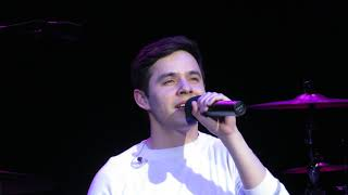 David Archuleta~I Can Only Imagine Cover~Tuacahn Show 2
